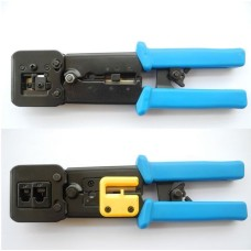 NEW DataPro EZ-RJ45 Pro Crimp Tool & Wire Stripper For EZ-RJ45 Connectors